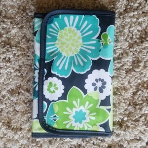 Thirty One Notebook Organizer in floral print